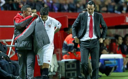 Emery intenta seducir a Banega