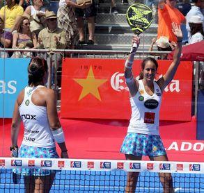 Triay y Sáinz se hacen con el Open Valladolid tras ganar a las números uno