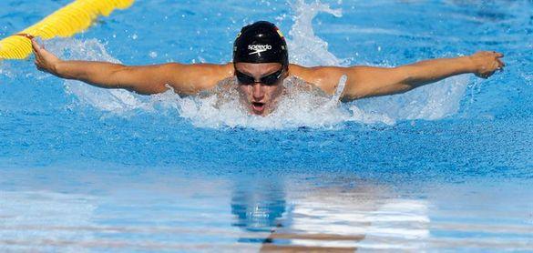 Mireia Belmonte cierra su participación en Tarragona con dos oros y dos platas