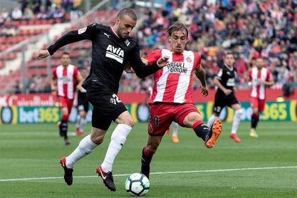 """Marc Muniesa: """"Continuar en el Girona es muy importante para mí"""""""