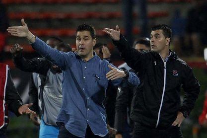El español Rescalvo, técnico de Independiente del Valle tras la salida de Schurrer