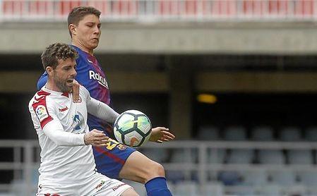 Rodri Ríos (28) ha hecho 10 goles en la 17/18 con la Cultural.