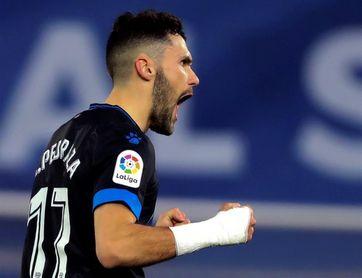 Alfonso Pedraza se reincorpora al Villarreal
