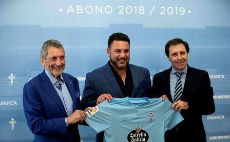 """Antonio Mohamed, en su presentación con el Celta: """"Venimos a triunfar"""""""