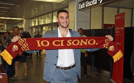 El Roma ficha al portero brasileño Daniel Fuzato