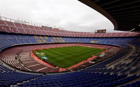 El Barcelona invita a los chicos rescatados a un partido en el Camp Nou