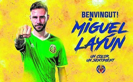 El mexicano seguirá jugando en LaLiga, aunque de amarillo.