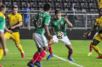 México va por la final en el fútbol masculino en Barranquilla, dice técnico