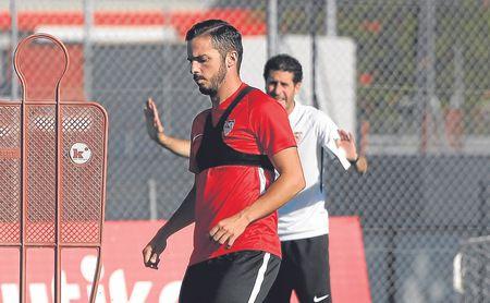 Sarabia acaba contrato en junio del año 2020.