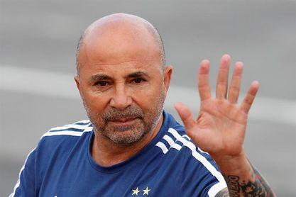 La Asociación del Fútbol Argentino oficializa la desvinculación de Sampaoli