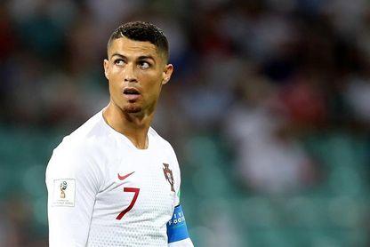 El huracán Cristiano sacudió el Mundial