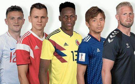 Inui, entre las revelaciones del Mundial para la FIFA