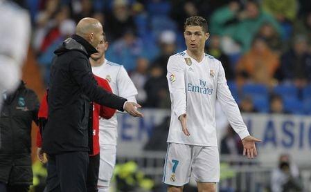 Zidane y Cristiano Ronaldo… ¿Juntos en la Juventus?