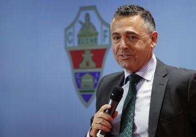 """Cordero: """"Benktib le ha faltado al respeto al club y a la afición"""""""