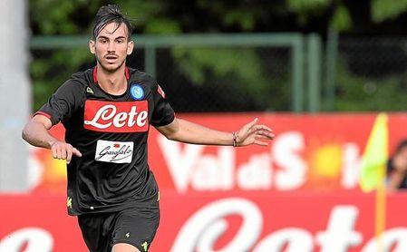 El hijo de Ancelotti forma parte de su cuerpo técnico en el SSC Napoli.