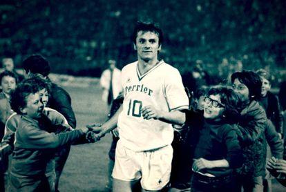 La leyenda croata que pudo más que Rakitic en el 'caso Caleta'