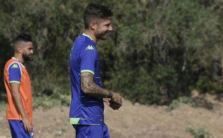 Javi García no se moverá del Real Betis.