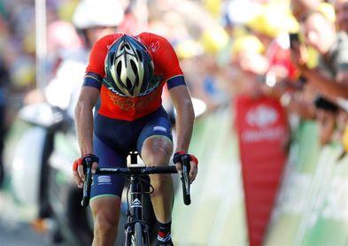 Nibali abandona el Tour