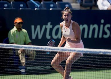 Sara Sorribes gana a Korpatsch y jugará con Minella, verdugo de Larsson