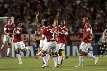 Internacional pierde la oportunidad de acercarse al líder Flamengo