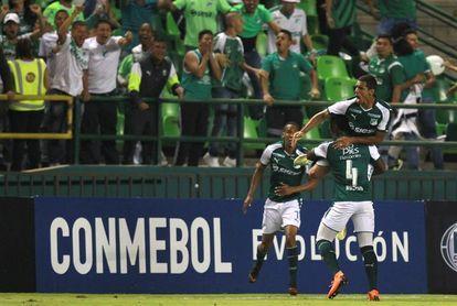 El argentino Sand y el paraguayo Caballero anotan en la Liga colombiana