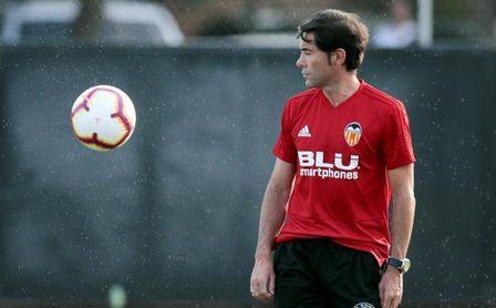 Marcelino insiste en reforzar el ´sello´ del equipo en su segunda temporada