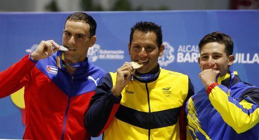 Nadadores de México, Colombia, Jamaica y Trinidad y Tobago celebran oros entre récords