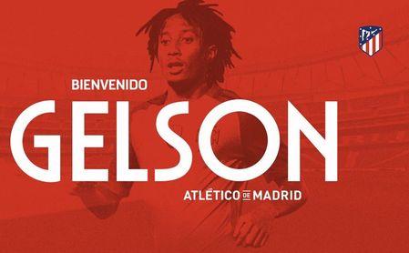 Gelsons Martins, nuevo jugador del Atleti