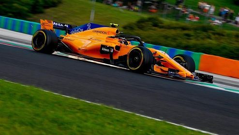 """Alonso: """"Un poco de lluvia o algo más de picante estaría bien, sin duda"""""""