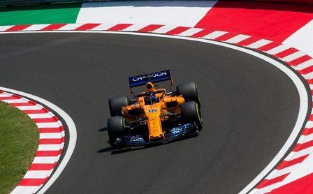 Alonso y Ricciardo, eliminados en la Q2