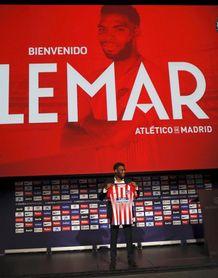 """Lemar: """"Voy a darlo todo para intentar ganar la Champions"""""""
