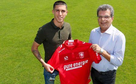 Aitor Cantalapiedra, nuevo jugador del Twente.