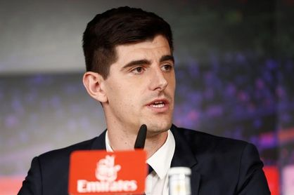"Courtois dice estar ""listo"" para debutar en la Supercopa de Europa"