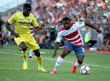 El Villarreal hace oficial la cesión de Alfred N´Diaye al Málaga