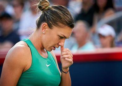 Simona Halep alcanza las semifinales del torneo de tenis de Montreal