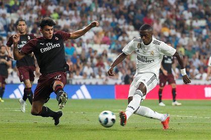 Bale lidera al Real Madrid ante el Milan a cuatro días de la Supercopa