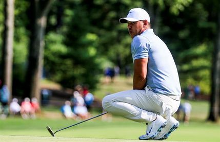 Koepka líder y Rahm tercero en el Campeonato de la PGA