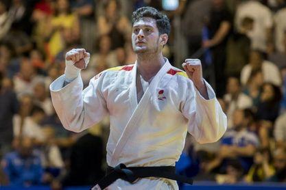 Niko Sherazadishvili acaba quinto en -90 kilos en Budapest