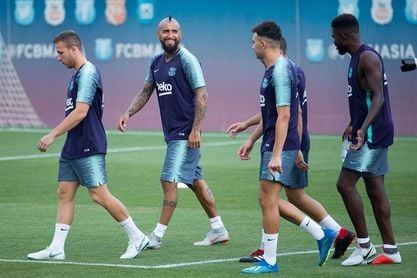 """Arturo Vidal: """"Soy un jugador de barrio"""""""