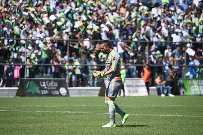 Antigua le saca un empate a Xelajú de visita en el torneo Apertura de fútbol en Guatemala