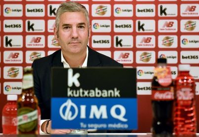 "Urrutia: ""No ha habido oferta concreta por Oyarzábal"""