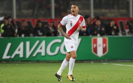 Guerrero, gran ausente en la lista de Perú para medirse a Holanda y Alemania