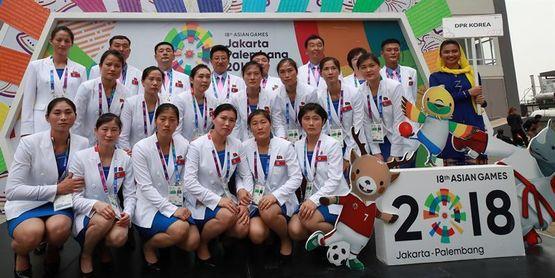Indonesia ya disfruta del segundo mayor evento polideportivo del mundo
