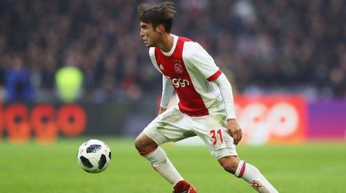 """Tagliafico: """"Escuché los rumores del Betis, pero me quedo en el Ajax"""""""