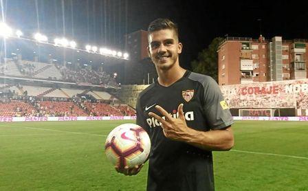 """André Silva: """"Se lo agradezco al míster y a los compañeros"""""""