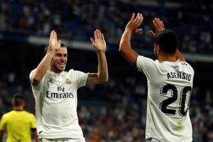 2-0. Bale asume el reto