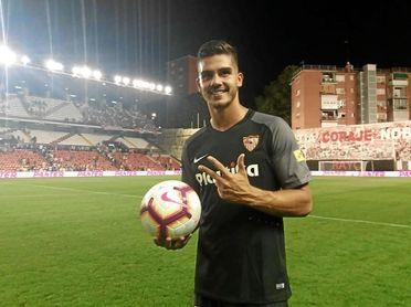 André Silva se presenta a lo grande en LaLiga