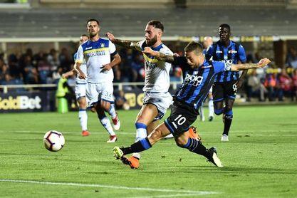 Un recital del argentino Papu Gómez impulsa el 4-0 del Atalanta al Frosinone