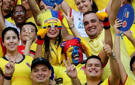Multan por 248.400 dólares a firma que vendía entradas de la selección Colombia
