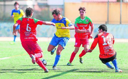 Lance del Gelves-Claret de la pasada temporada.